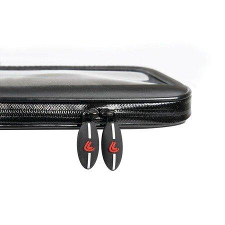 Etui uchwyt na telefon smartphone Lampa Opti-Line Duo Lock rozmiar L 80x165 mm