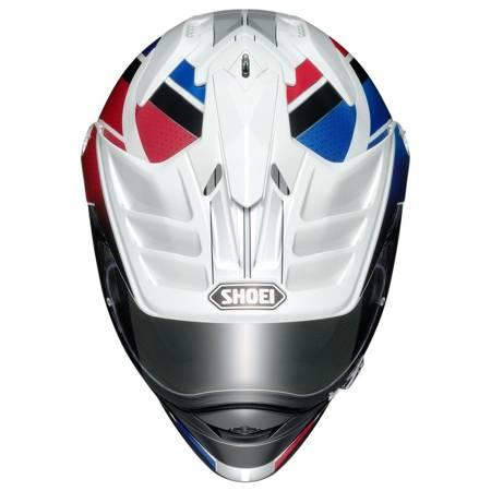 Kask SHOEI Hornet ADV Sovereign blue / red