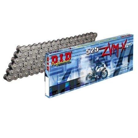 Łańcuch napędowy DID 525ZVMX 118 ogniw otwarty z zakuwką