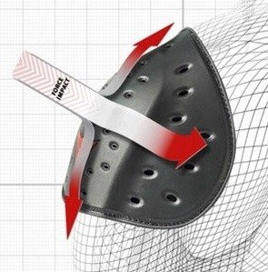 Ochraniacz pleców wkład DAINESE Pro Speed G2