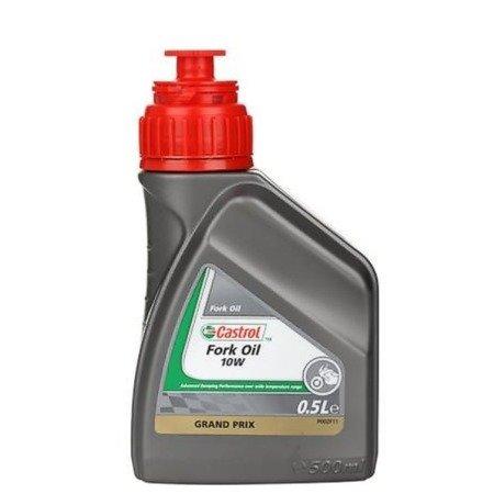 Olej CASTROL Fork Oil 10W 0,5L