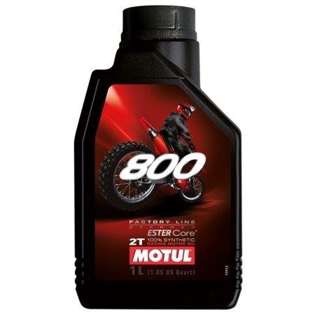 Olej MOTUL 800 2T 1L