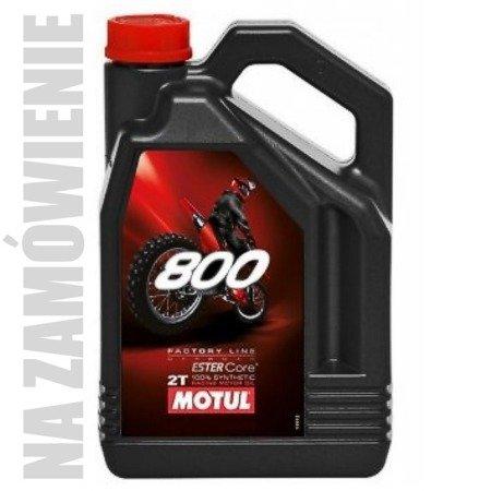 Olej MOTUL 800 2T 4L
