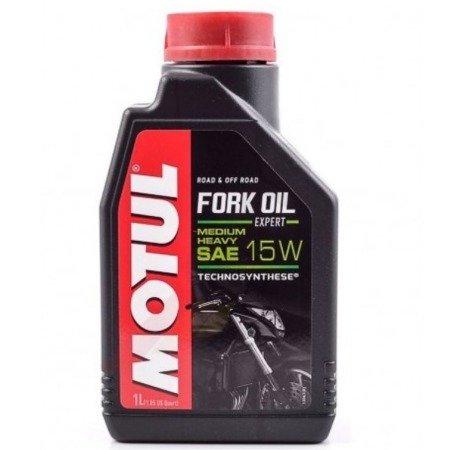 Olej MOTUL Fork Oil 15W 1L