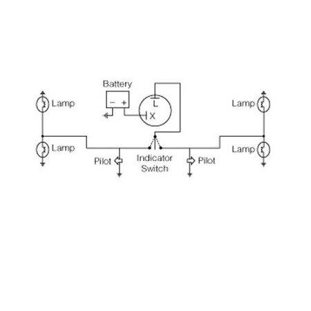 Przerywacz kierunkowskazów 12V 1-2x21W 2 konektory