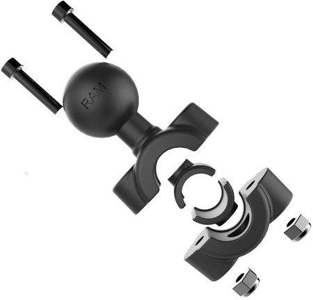 RAM MOUNTS Podstawa montażowa Torque™ do montażu na poprzeczce kierownicy