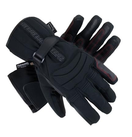 Rękawice SECA Polar czarne