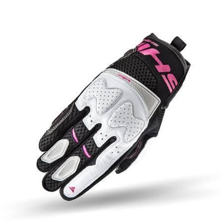 Rękawice SHIMA Blaze Lady white pink