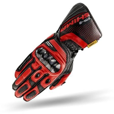 Rękawice SHIMA STR-2 red