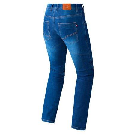 Spodnie męskie jeans REBELHORN Classic II blue