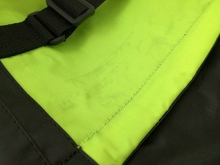 Spodnie przeciwdeszczowe REBELHORN Patrol fluo