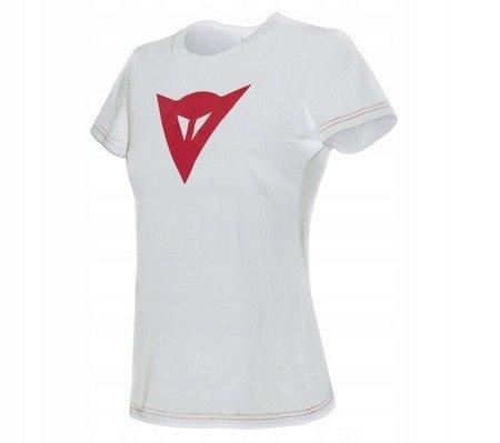 T-shirt DAINESE Speed Demon Lady white