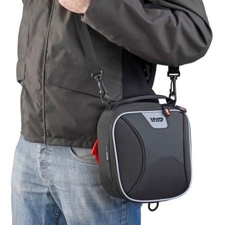 Tankbag torba na bak GIVI  tanklock XS 319  3L