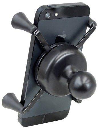 Uchwyt na telefon smartphone RAM MOUNTS X-Grip™ montowany do szyby RAM-B-166-UN7 pudełko