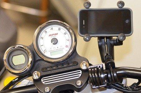 Uchwyt na telefon smartphone RAM MOUNTS X-Grip™ montowany na kierownicę RAM-B-149Z-UN7 pudełko