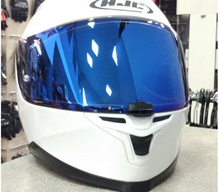 Wizjer AGV GT4-1 Blue Mirror K-3SV, K-5S rozmiary XXS-MS