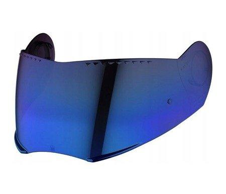 Wizjer SV1 szyba Schuberth S2 C3 blue mirror XXS - L (50-59)