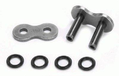 Zapinka łańcucha DID 520VX zakuwka - nit drążony